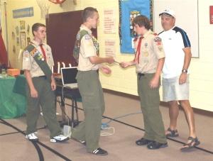 Life Scout achievement