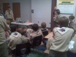 Jared presentation on National Jamboree