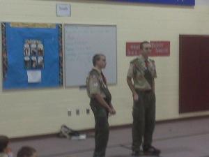 Senior Patrol Leaders