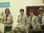 Reading the Twelve Points of the Scout Law