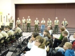 Troop 873's Scout Master and Asst. Scout Masters