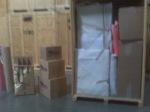 Packed Pallet Storage Unit