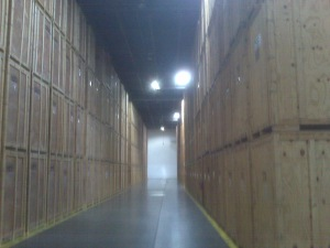 Storage Aisle