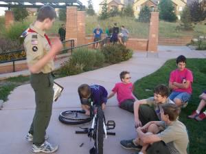 01-Teaching bike safety and maintenance