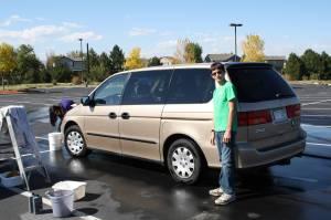 04-Fund Raising Car Wash-3