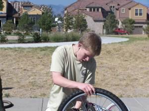 12-Bicycle repair